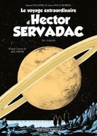Le voyage extraordinaire d'Hector Servadac - tome 3 Gallia (03)