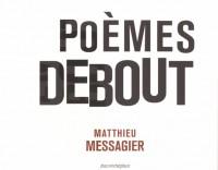 Poèmes debout