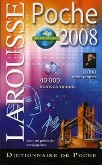 Dictionnaire Poche : 40 000 noms communs 8000 noms propres