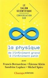 Conversation sur la physique : Le salon scientifique [Poche]