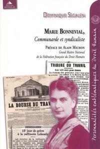 Marie Bonnevial, communarde et syndicaliste