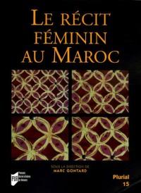 Le récit féminin au Maroc