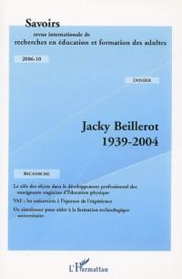 Jacky Beillerot 1939-2004