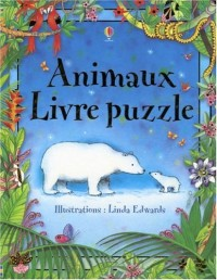 Animaux : Livre puzzle