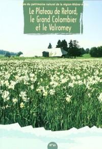 Le plateau du Retord, Le grand Colombier et Le Valromey