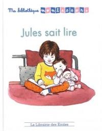 Jules sait lire