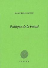 Politique de la Beaute