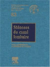 Sténoses du canal lombaire