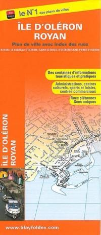 Royan Ile d'Oléron : 1/10 000