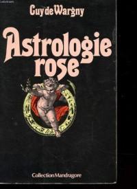 Astrologie rose