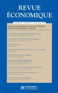 Revue Economique Vol 62 N 6