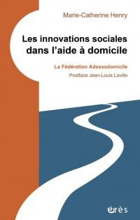 L'INNOVATION SOCIALE DANS L'AIDE A DOMICILE