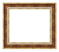 Label Art - Albion rouge avec ml nez doré incorporée format 80 marine