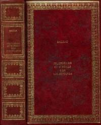 Splendeurs et misères des courtisanes (L'Univers des livres)