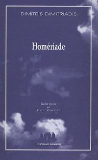 Homériade : Ulysse, Ithaque, Homère