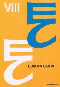 Partitions classique MOSELER EUROPA CANTAT 8 Choeur et ensemble vocal