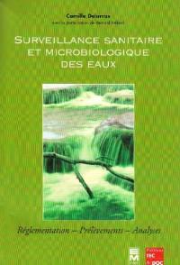 Surveillance sanitaire et microbiologique des eaux