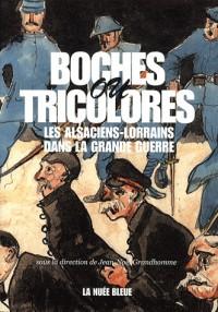 Boches Ou Tricolores ? les Alsaciens Lorrains Dans la Grande Guerre