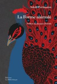 La forme animale