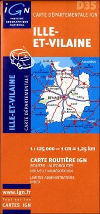 Ille-et-Vilaine Dep 35