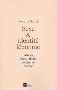 Sexe et identité féminine