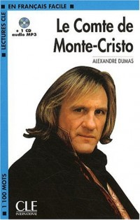 Le Comte de Monte-Cristo (1CD audio MP3)