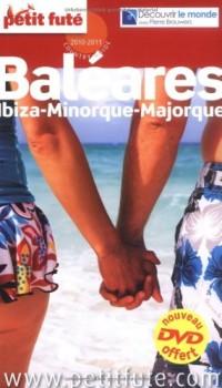 Le Petit Futé Baléares : Ibiza, Minorque, Majorque (1DVD)