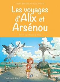 Les voyages d'Alix et Arsénou - tome 1 Les richesses du littoral (01)