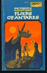 Fliers of Antares :Dray Prescot 8