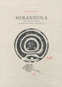 Mirandola (tentative d'épuisement d'empreintes d'objets tamponables)