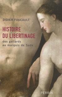 Histoire du Libertinage