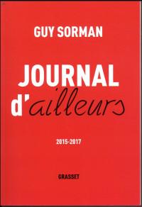 Journal d'ailleurs: 2015-2017