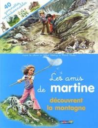 Les amis de Martine découvrent la montagne