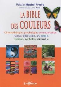 La Bible des couleurs