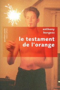 Le testament de l'orange