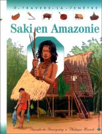 Saki en Amazonie