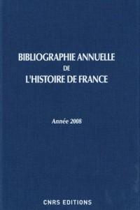 Bibliographie Annuelle de l'Histoire de France