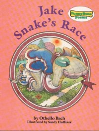Jake Snake's race (Funny bone poems)