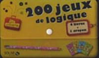 Valisette 200 Jeux de logique