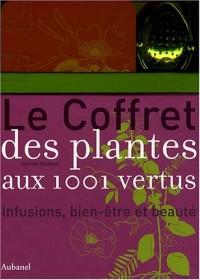 Le coffret des plantes aux 1000 vertus : Infusions, bien-être et beauté