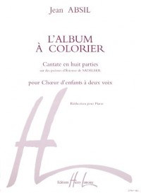 Album à colorier Op.68