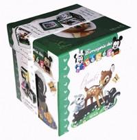 Bambi : Avec 4 cubes de jeux et 1 cadre photo