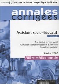 Assistant socio-éducatif, assistant de service social, conseiller en économie sociale et familiale, éducateur spécialisé