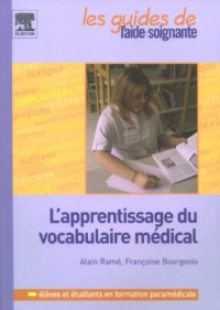 L'apprentissage du vocabulaire médical