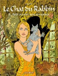 Chat du Rabbin (Le) - tome 8 - Petit panier aux amandes