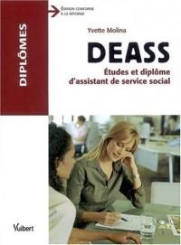 DEASS : Etudes et diplôme d'assistant de service social