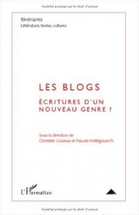 Blogs Ecritures d'un Nouveau Genre