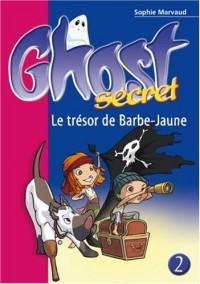 Ghost Secret, Tome 2 : Le trésor de Barbe-Jaune