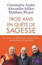 Trois amis en quête de sagesse : 2 volumes [Gros caractères]