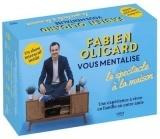 Coffret Fabien Olicard vous mentalise - Le spectacle à la maison